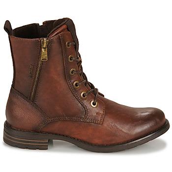 Boots Tom Tailor 93303-COGNAC