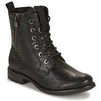 Chaussures Femme Boots Tom Tailor  Noir