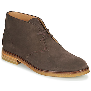 Chaussures Homme Boots Clarks CLARKDALE DBT Marron
