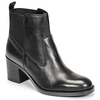 Chaussures Femme Bottines Clarks MASCARPONE LO Noir