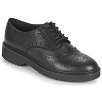 Chaussures Femme Derbies Clarks WITCOMBE ECHO Noir