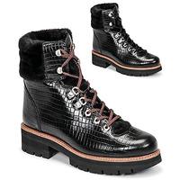 Chaussures Femme Boots Clarks ORIANNA HIKER Noir