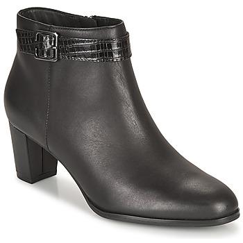 Chaussures Femme Bottines Clarks KAYLIN60 BOOT Noir