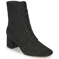 Chaussures Femme Bottines Clarks SHEER55 LACE Noir