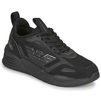 Chaussures Homme Baskets basses Emporio Armani EA7 XK165 Noir