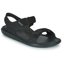 Chaussures Homme Sandales et Nu-pieds Crocs SWIFTWATER EXPEDITION SANDAL M Noir