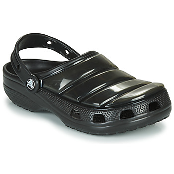 Chaussures Sabots Crocs CLASSIC NEO PUFF CLOG Noir