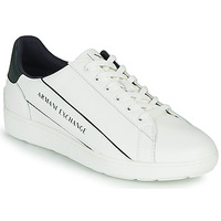 Chaussures Homme Baskets basses Armani Exchange XV262-XUX082 Blanc