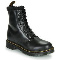 Chaussures Femme Boots Dr Martens 1460 SERENA Noir