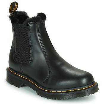 Chaussures Femme Boots Dr Martens 2976 LEONORE Noir