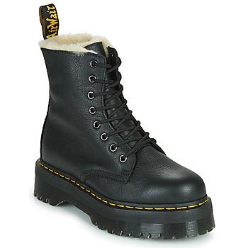 Chaussures Femme Boots Dr Martens JADON FL Noir