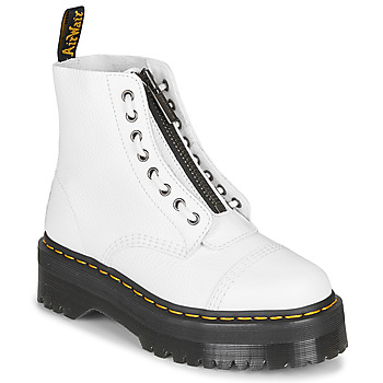 Chaussures Femme Boots Dr Martens SINCLAIR Blanc