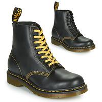 Chaussures Homme Boots Dr Martens 1460 PASCAL ATLAS Noir