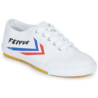 Chaussures Baskets basses Feiyue FE LO 1920 Blanc / Bleu / Rouge