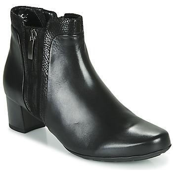 Chaussures Femme Bottines Gabor 5282857 Noir