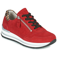 Chaussures Femme Baskets basses Gabor  Rouge