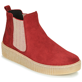 Chaussures Femme Boots Gabor  Rouge