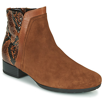 Chaussures Femme Bottines Gabor 5271235 Camel