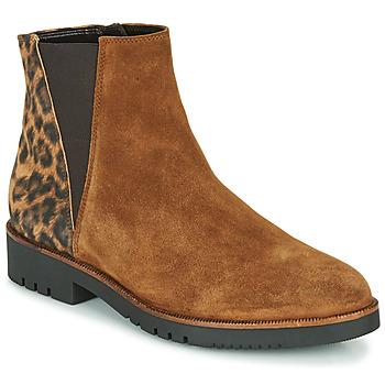 Chaussures Femme Bottines Gabor 5658143 cognac