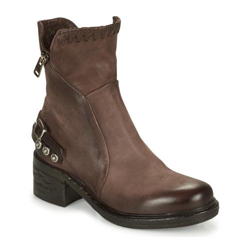 Chaussures Femme Boots Airstep / A.S.98 NOVA 17 Marron