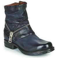 Chaussures Femme Boots Airstep / A.S.98 SAINT EC ZIP NEW Bleu
