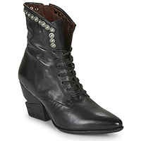 Chaussures Femme Bottines Airstep / A.S.98 TINGET LACE Noir