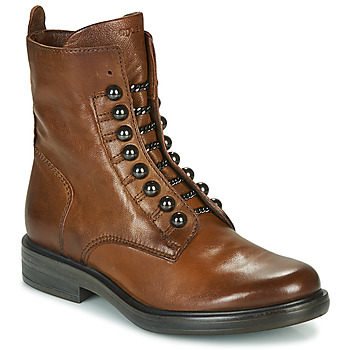 Chaussures Femme Boots Mjus CAFE STYLE Camel