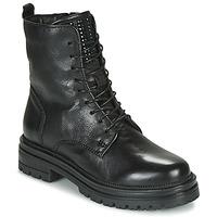Chaussures Femme Boots Mjus DOBLE LACE Noir