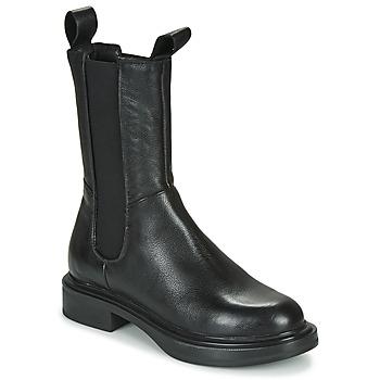 Chaussures Femme Boots Mjus MORGANA CHELS Noir
