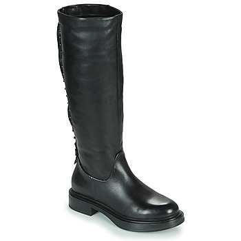Chaussures Femme Bottes ville Mjus MORGANA HIGH Noir