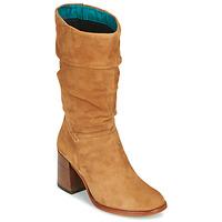 Chaussures Femme Bottes ville Mjus TUA Beige
