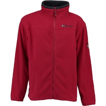Vêtements Garçon Polaires Geographical Norway TAMAZONIE BOY Rouge