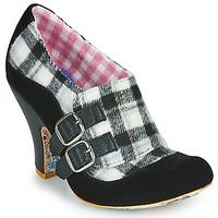 Chaussures Femme Escarpins Irregular Choice WANDAS WISH Noir / Blanc