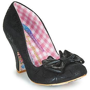 Chaussures Femme Escarpins Irregular Choice NICK OF TIME Noir