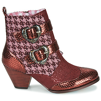 Boots Irregular Choice TOO HEARTS