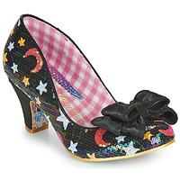 Chaussures Femme Escarpins Irregular Choice BAN JOE Noir / Multicolore