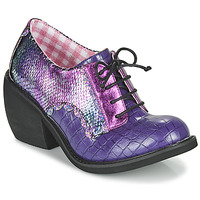 Chaussures Femme Derbies Irregular Choice TIPPLE Violet