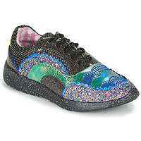 Chaussures Femme Baskets basses Irregular Choice JIGSAW Noir