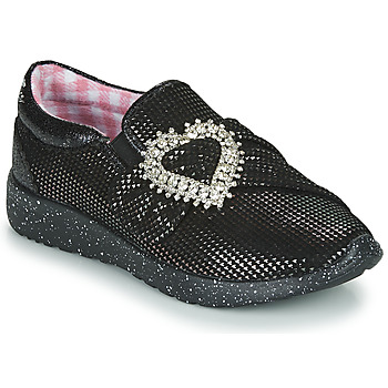 Chaussures Femme Baskets basses Irregular Choice TWO SHAKES Noir