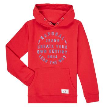 Vêtements Garçon Sweats Kaporal OCTAV Rouge