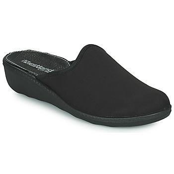 Chaussures Femme Chaussons Romika Westland AVIGNON 315 Noir