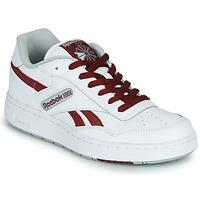 Chaussures Baskets basses Reebok Classic BB 4000 Blanc / Bordeaux
