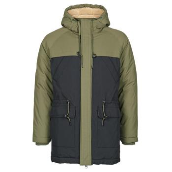 Vêtements Homme Parkas Oxbow M2JONKA Vert / Noir