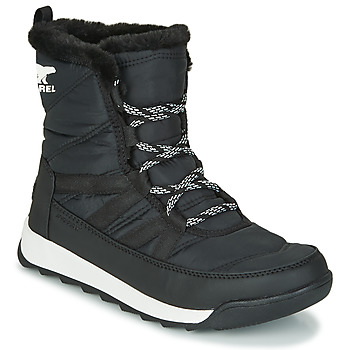 Chaussures Femme Boots Sorel WHITNEY II SHORT LACE Noir