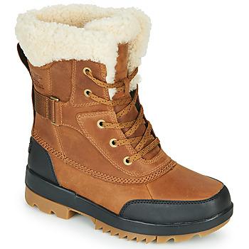 Chaussures Femme Bottes de neige Sorel TORINO™ II PARC BOOT Marron