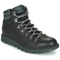 Chaussures Homme Boots Sorel MADSON HIKER II WP Noir
