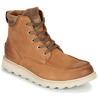 Chaussures Homme Boots Sorel MADSON II MOC TOE WP Marron