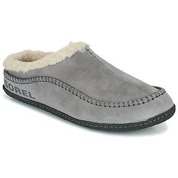 Chaussures Homme Chaussons Sorel LANNER RIDGE Gris