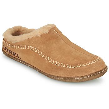 Chaussures Homme Chaussons Sorel LANNER RIDGE Marron