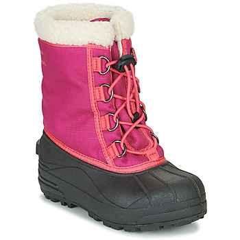 Chaussures Fille Bottes de neige Sorel YOUTH CUMBERLAND™ Rose